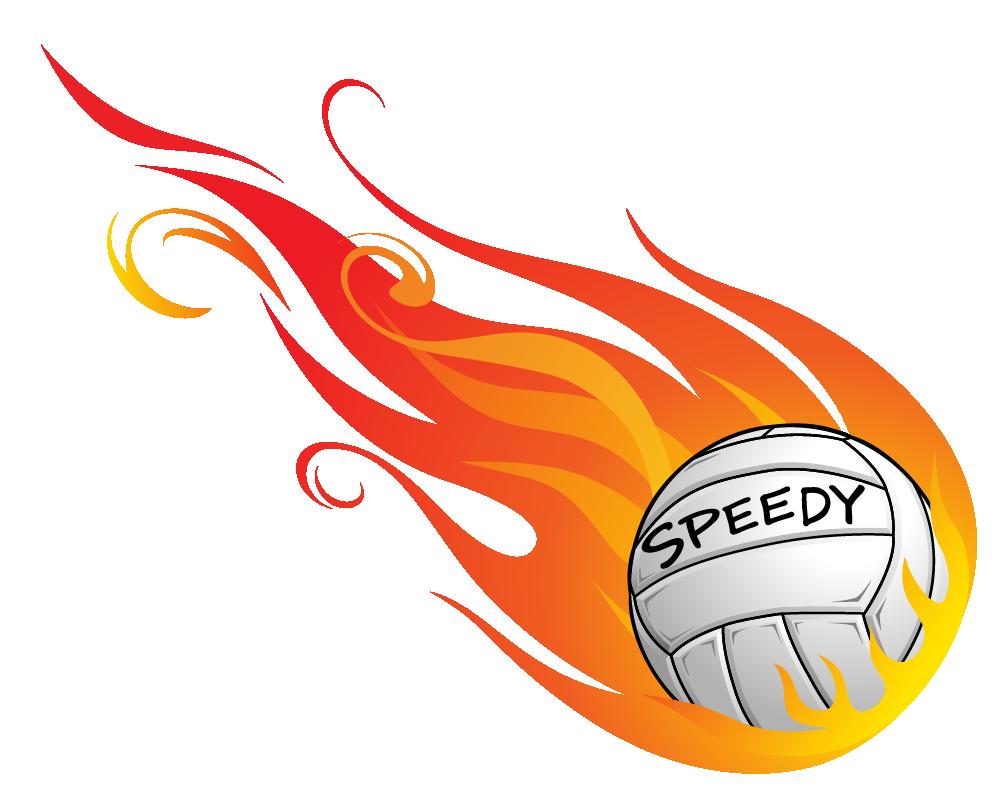 Speedy Volleyball