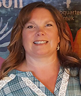 Coach Stacy Trivett, President Speedy Volleyball